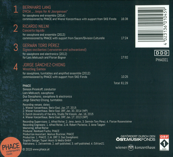 CD-Cover mit DW 24 '... loops for Al Jourgensen', Seite 2